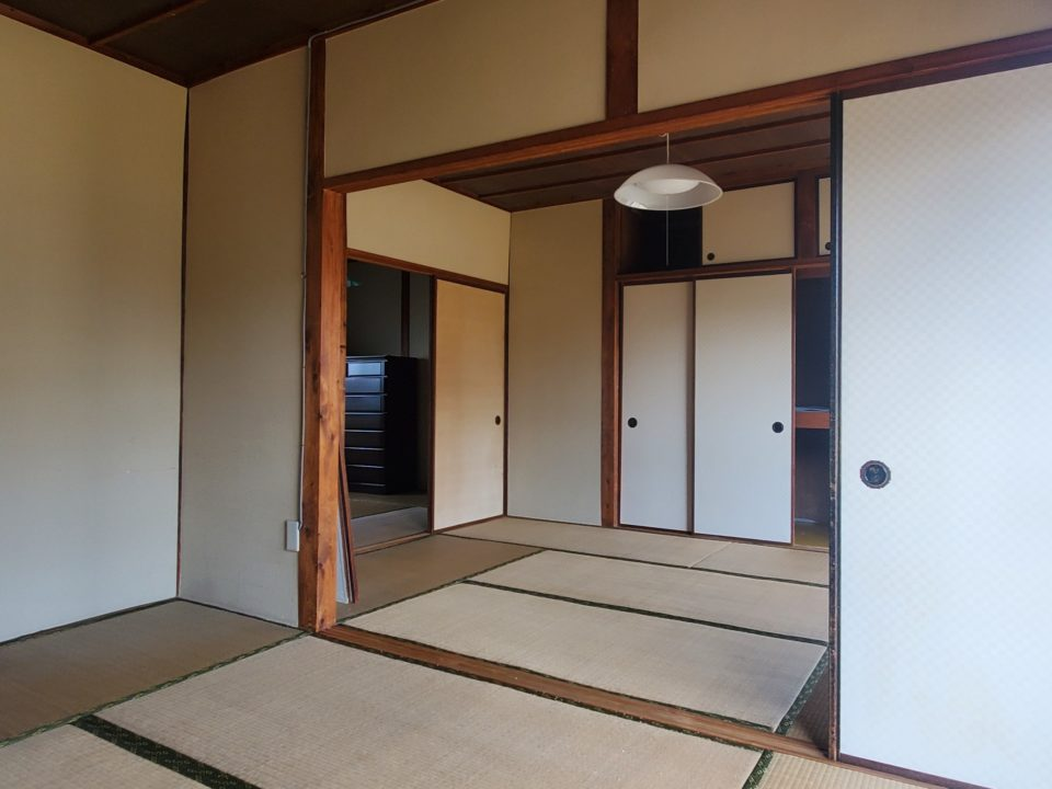 南側和室2
