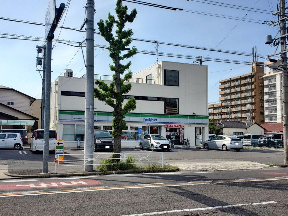 ファミリーマート一宮市民病院前店(60m)